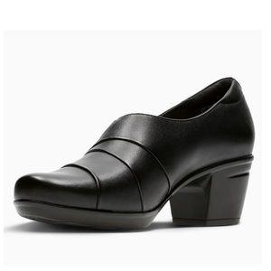 Clarks® Emslie Warbler Women's Leather Pumps NWB